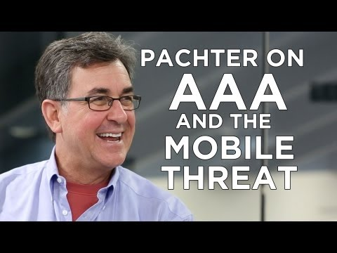 Industry Analyst Michael Pachter on the Plight of AAA Games, and the Assault of Mobile