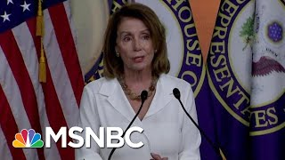Potential Challenger Quits, Nancy Pelosi Likely Next Speaker | The Last Word | MSNBC