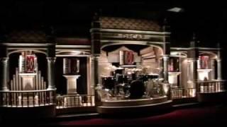 Het Accordeonkasteel van Orgelfabriek Decap Herentals speelt popmuziek - 31-07-2009