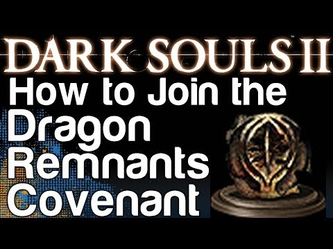 How to Join the Dragon Remnants Covenant - Dark Souls 2 (Covenant of Ancients Achievement)