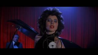 Isabella Rossellini: Blue Velvet / Blue Star / Blue Velvet (reprise)