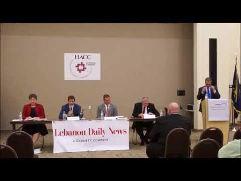 2015 Lebanon County Commissioners Debate