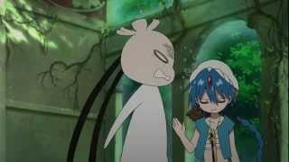 マギ / Magi: The Labyrinth of Magic / Маги: Лабиринт Магии смешной момент