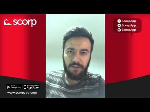 Scorp - Türklerin Aya Gidince Söylediği Ilk Söz