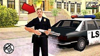 ¡El Nuevo GTA San Andreas de POLICIAS!