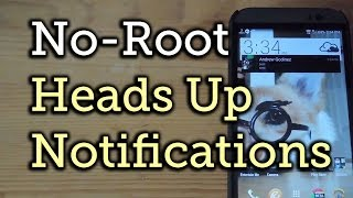 Get L-Style Notifications Without Root - Android [How-To]