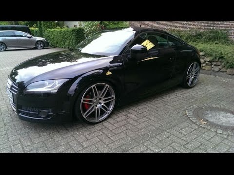 audi tt 2 0 tdi 8j beschleunigung nach chiptuning youtube. Black Bedroom Furniture Sets. Home Design Ideas