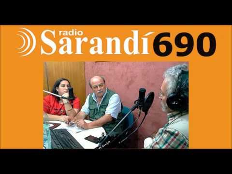 Giorgio Bongiovanni - intervista su Radio Sarandì Montevideo - 5/12/2015