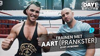 Trainen met Aart van Prankster || #DAY1 Afl. #40