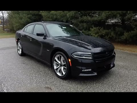 2016 Dodge Charger Rt Road Track Super Pak 18295