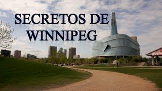 Mensajes ocultos en Winnipeg - Winnipeg 2 Canadá 8 AXM