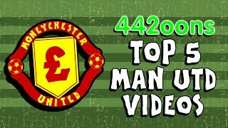 5️⃣Man Utd TOP 5 442oons Videos So Far!5️⃣