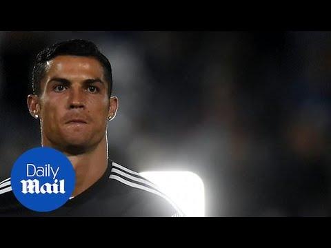 Soccer superstar Ronaldo denies Las Vegas rape allegations