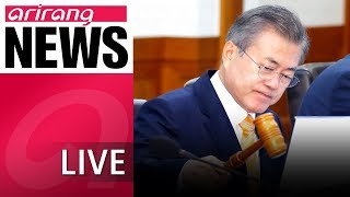[LIVE/NEWSCENTER] Cabinet approves Pyeongyang Joint Declaration reached by leaders of two Koreas..