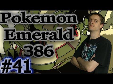 Pokemon Emerald 386 Part 41: New Pokemon Project???