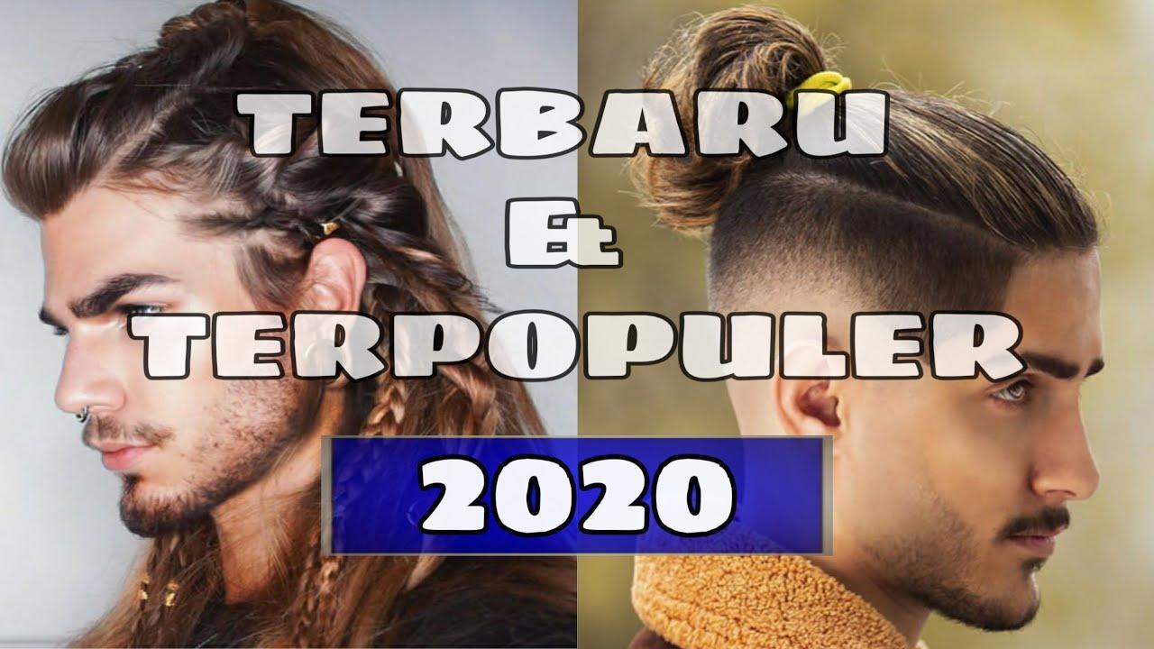 GAYA RAMBUT PANJANG PRIA TERBARU DAN TERPOPULER 2020 - YouTube
