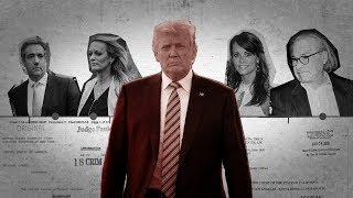 What Trump Did to Silence Stormy Daniels and Karen McDougal