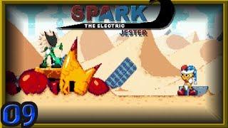 Spark the Electric Jester - Mare Desert (Spark
