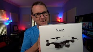 """Video DJI Spark """"Fly More"""" Combo Unboxing and First Flight download MP3, 3GP, MP4, WEBM, AVI, FLV September 2018"""