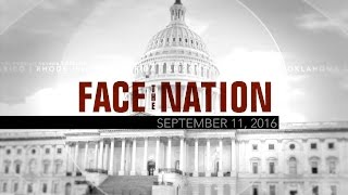 Open: This is Face the Nation, September 11