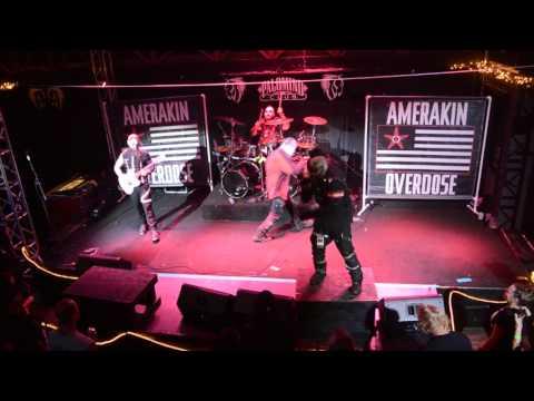 Amerakin Overdose