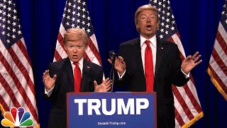Donald Trump and Little Donald (8th Grade Impressionist) thumbnail