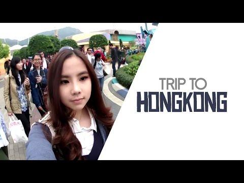Trip to Hongkong - Chelsea's Diary