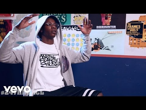 Joey Bada$$ - Performing Oversees Is A Different Vibe (247HH Exclusive)