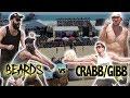Crabb/Gibb vs. McKibbin/McKibbin | AVP Huntington Beach Open 2019