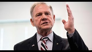 Roy Moore Climbing in Polls, People Forgetting About Sex Crimes