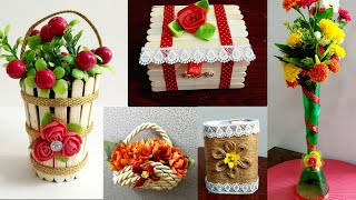 #5 Easy room decor ideas from Best out of waste #Best out of waste craft ideas#DIY Home decor