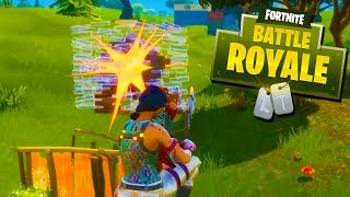 NITWIT GETS DOMED! - Fortnite with D4, SideArms, and Wildcat!