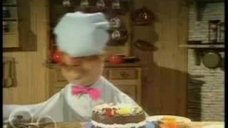 Muppet Show. Swedish Chef - Japanese Cake (ep.120)
