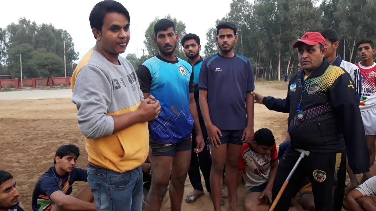 Sports physiotherapy basics