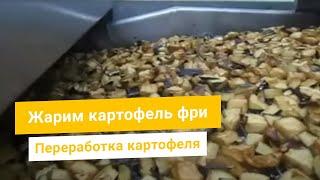 Фритюрница для картофеля фри