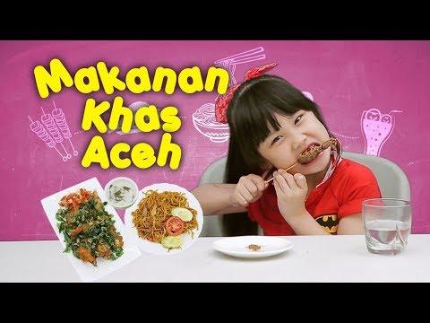 KATA BOCAH tentang Makanan Khas Aceh | #14