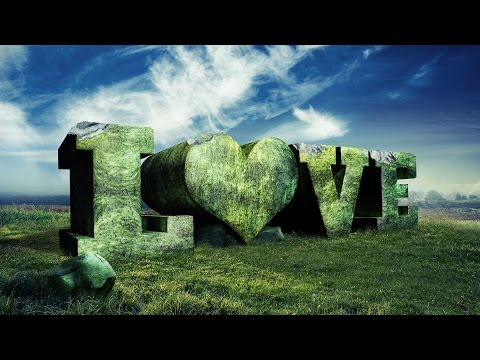 Photoshop CS6 3D Text Tutorial LOVE (포토샵 CS6 3D 텍스트 강좌 LOVE)