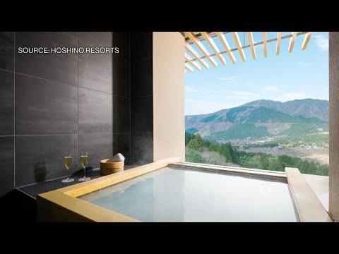 Japan's Luxury Hot Spring Resorts Operator Eyes U.S. Spots