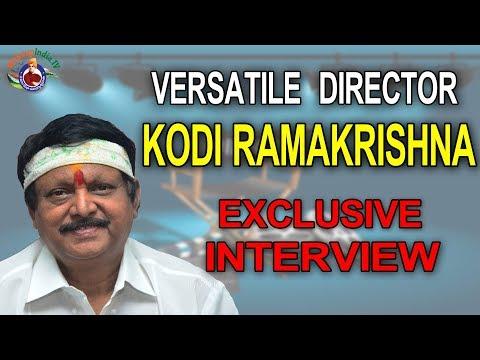 """Arundathi""Director Kodi Ramakrishna Exclusive Interview @Spend With Celebrity || #Wakeup India"