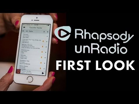 Rhapsody UnRadio: T-Mobile's Uncarrier 6.0
