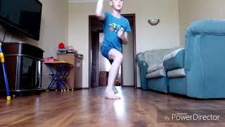 Видео урок по карате!!