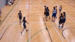 Publication Date: 2017-07-15 | Video Title: 2017 全港學界籃球馬拉松 (女子組) 香港真光 vs 寶