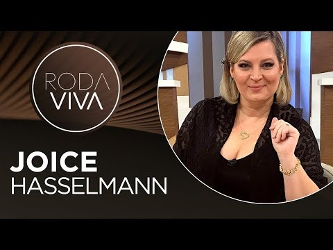 Joice Hasselmann   21/10/2019 Roda Viva