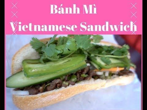 Vietnamese Food in San Jose – Bánh Mì, Bánh Mì Nướng Muối Ớt, Montgomery Hill Park