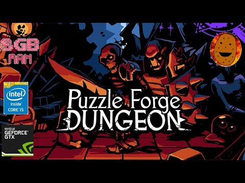 Puzzle Forge Dungeon Gameplay - Perfect game for low end PC |