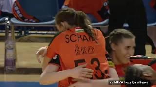 Női kézi MK: bronzérmes az ÉRD! - #erdmost