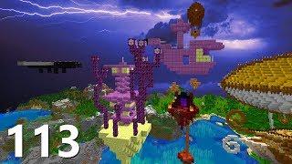 Piękny Mały End i Nether! - SnapCraft III - [113] (Minecraft 1.14 Survival)
