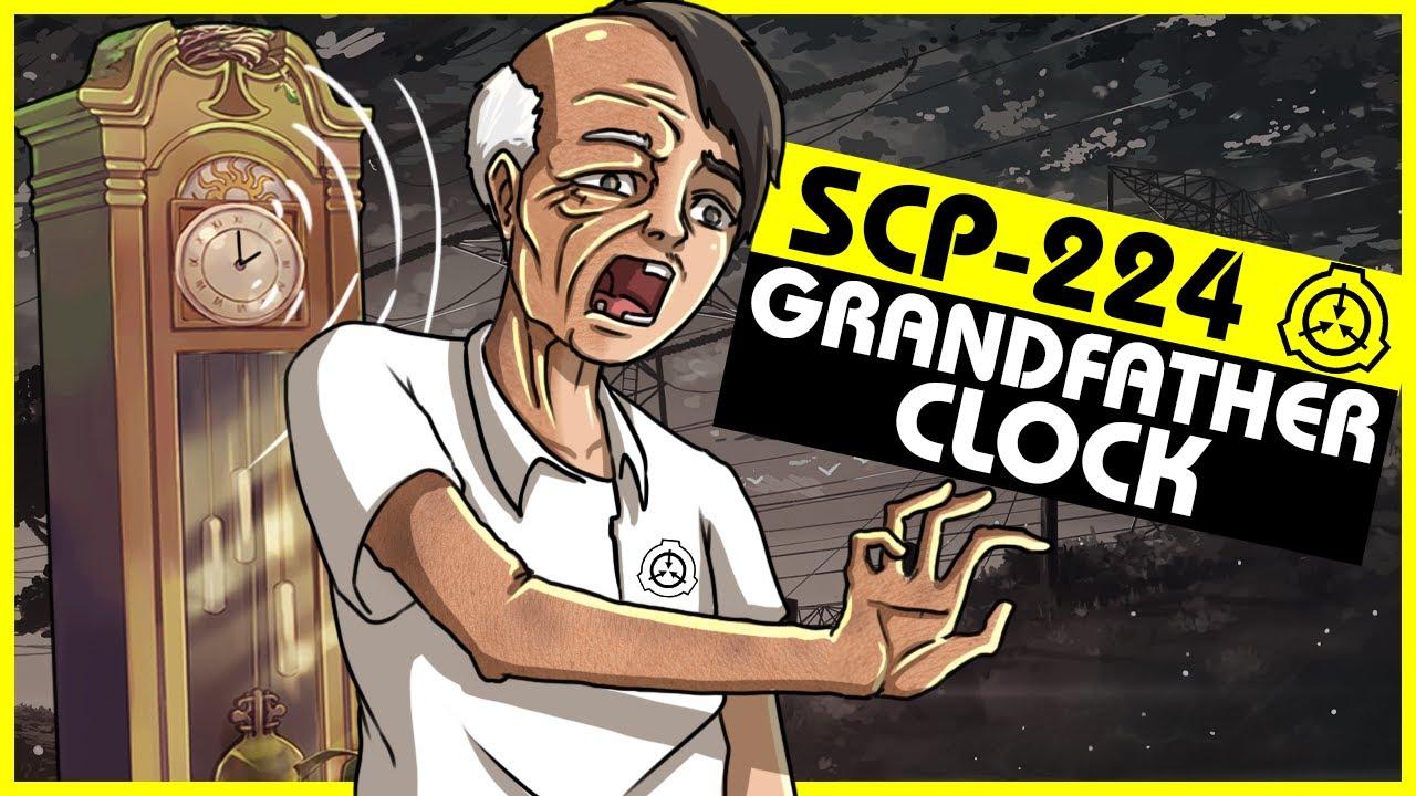 SCP-224 | Grandfather Clock (SCP Orientation)