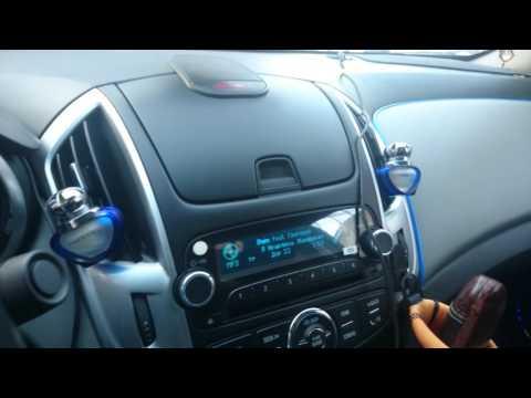 Холодный запуск двигателя на Chevrolet Cruze