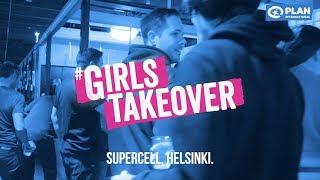 #GirlsTakeover